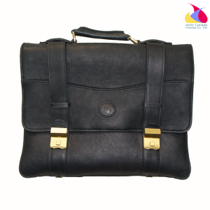 Muskox Leather Briefcase