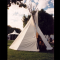 Our canvas tipis are durably made for the elements