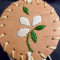 Buy an authentic white quilled birchbark basket now.