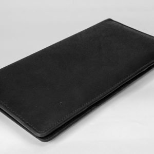 Muskox Leather Passport Wallet